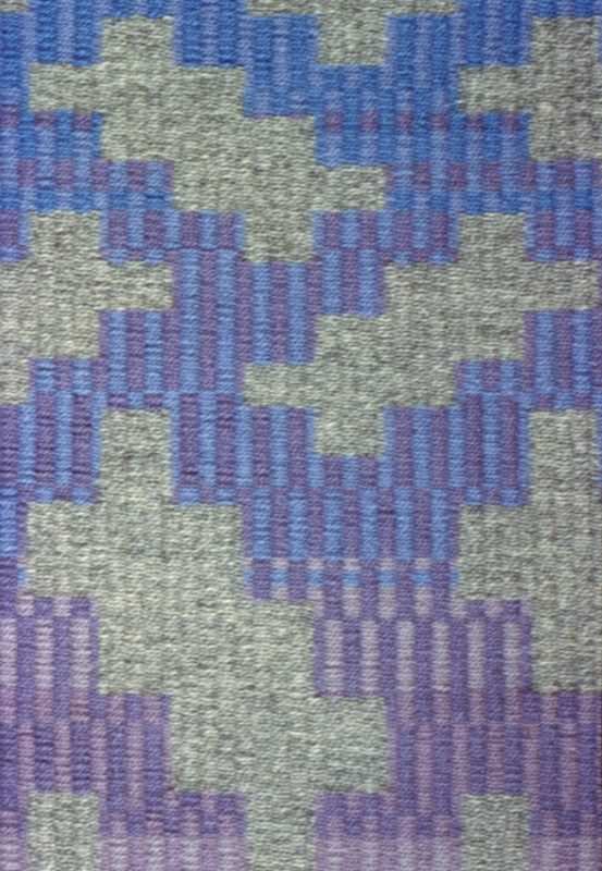 Plaited Rug 2 detail 1